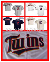 Wholesale 2015 New Hot Minnesota Twins Brian Dozier Cool Base Baseball Jersey Men s Embroidery logo High Quality Jersey S to XXXL