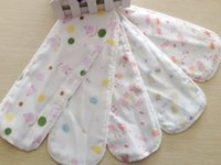Wholesale 2016 new Newborn Washable Baby Cloth Diaper Nappy Liners Inserts Super Soft For