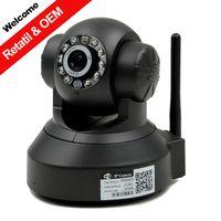Camera Besteye WIFI IP PTZ HD 720P CMOS 64G SD Card 1M pixel taglio di IR di visione notturna Video Capture telecamera di sorveglianza AP Modello IP più economico