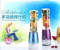 Wholesale High Quality MINI Juicer Pocket Juicer Shake N Take Retail Pakage Single Cup Fruit Vegetable Meat Juicing