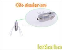 CE4 + atomizador Core largo Cotto Wick para CE4 + CE4S bobinas de cigarrillos electrónicos atomizador Clearomizer reemplazables filtros Repuestos