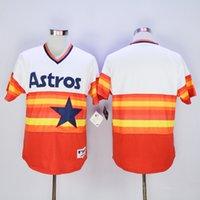 astros apparel - Astros Blank Orange Baseball Jerseys Toronto Baseball Apparel Best Quality Sports Jerseys Cheapest Men s Uniforms New Baseball Wears