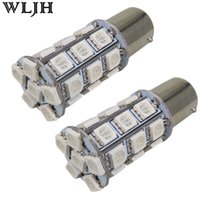 aveo lights - 12V Warm White LED BA15S P21W T25 Car Reverse Turn Signal Rear Tail Brake Light Bulb