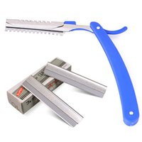 belt tool holder - Professional eyebrow razor give eyebrow blade belt tool holder as gift female blade set free freight