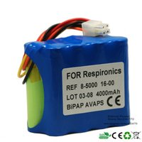 Wholesale Medical apparatus Battery Replacement RESPIRONICS BiPAP Focus Bio Medical Battery NEW year rechargeable battery