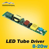 Wholesale LED Tube Driver Power Supply MA Lighting Transformer Input V V Output V w w w w w w w