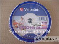Wholesale Verbatim Printable DVD discs X DVD R DL G