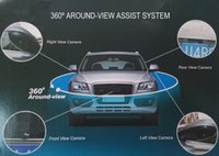 Wholesale Audi Car A6 special type º Around view Assist System with four degree view angle cameras