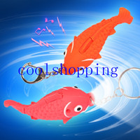 Cheap Fish Keychain Best LED Fish Keychain