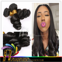 best bad - Best quality Malaysian loose curls aunty funmi hair weave for black women human hair bundles Soft and Thick no bad smell