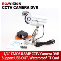 Wholesale Waterproof Motion Detection days x hrs Outdoor Security CCTV DVR Camera