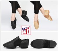 Wholesale Dttrol adult pig leather stretch elastic dance shoes jazz shoes Dear girl brand design original quality design shoes