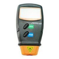 Wholesale Digital Non Contact LCD Laser Tachometer RPM Meter Measuring Instruments