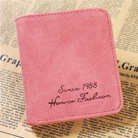 Cheap Women Pu Leather Wallets Best Card Cash Holder Ladies