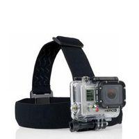 Wholesale Adjustable Camera Head Strap Mount For GoPro Hero3 Go Pro Hero HD Hero2 Headstrap Black