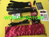 Wholesale 2016 hot HSI hair Straightening flat iron Products Hair Care Styling Tools new brand from world factory