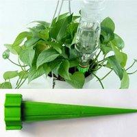 Wholesale 1Lot New Garden Plant Flower Waterer System Bottle Cone Watering Spike Irrigation