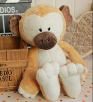 article monkey - Nici cute monkeys plush toys cute cartoon doll furnishing articles for baby birthday gift yx110