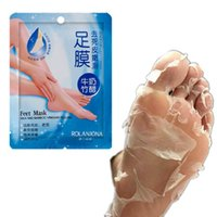 Wholesale Hot Sale Brand Sosu High Quality foot Mask feet skin care pedicure socks peeling mask foot care mask foot cuidados pes foot spa