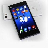xiaomi mi3 - Original Xiaomi Mi3 Mobile Phone Qualcomm Quad Core Xiaomi M3 GB RAM GB ROM quot Miui V5 p mp Camera GPS