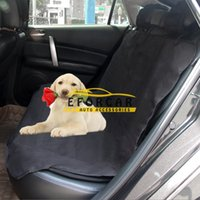 Wholesale New Pet Dog Cat Car Seat Covers Waterproof Dog cat mats Blanket Pet Dog Cat Car Rear Back Seat Carrier Cushion Protector