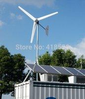 wind generator system - 600W wind generator system W generator W solar panel w pure sine wave inverter lcd solar wind controller