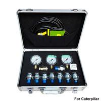 Wholesale Excavator Hydraulic Pressure Gauge Tester Test Diagnostic Tool Kit