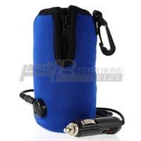 Wholesale 12V Universal Travel Baby Kid Bottle Warmer Heater in Car Blue Hot Selling Popular
