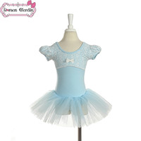 ballet dance costumes - 2014 children girls tutu dress special occasion ballet dance costume lace bow cupcake dress one piece Ballroom Latin clothes gmy