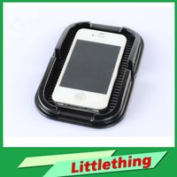 apple magic pad - New Coming Car anti skid pad Silica Gel Anti Slip Car Dashboard Non slip Mat Magic Sticky Pad holder for Phone MP4 For iphone s