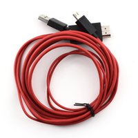 Wholesale 10pcs M Micro USB MHL to HDMI Cable adapter HDTV Samsung Galaxy S3 i9300 S4 i9500