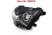 Wholesale Kawasaki motorcycle Z800 Z250 front the devil angel eye headlight assembly