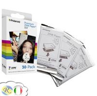 Wholesale NEW IN BOX Polaroid ZINK Printing Photo Paper Sheets For Z2300 POGO Camera Instant Mobile Printer