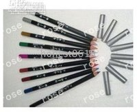 beautiful eyeliner - Colors eyeliner Pencil black whiter red blue brown g New Arrival Beautiful