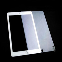 Wholesale Explosion proof Tempered Glass H MM Film Tablet PC Screen Protector for Ipad Air Air Mini Mini Mini mini