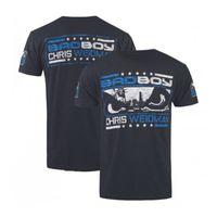 bad boy clothes - Mens Boxing Jerseys Bad Boy MMA Boxing Clothes Hayabusa MMA Jersey Cotton Short sleeved Wrestling Singlets Tiger Muay Thai M XXL