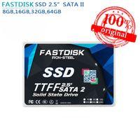 Wholesale Original FASTDISK quot SATA2 SATAII Gb s MLC SMI2244LT SSD GB GB GB GB Solid State Drive for DIYComputer Laptop Desktop