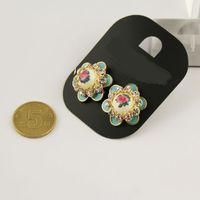 aquarius fashion - new fashion women earrings Aquarius beautiful stud earrings Fashion accessories