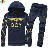 boy london - FG1509 New fashion for women and men hoody Gilded eagle boy london sweatshirt plus size Removable cap with Zipper brand hoodies