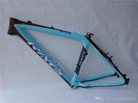 carbon mountain bike frame - 100 carbon frame mtb frame er quot V brake and disc brake mountain bike frame bike accessaries
