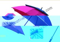 auto golf umbrella - by sea mm fiberglass shaft and ribs auto open golf umbrella windproof anti thunderbolt tower shape