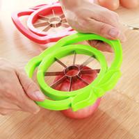 apple peeler - 1pc Corer Cooking Tools Slicer Fruit Knife Apple Cutter Peeler Dicing Stuff utensilios de cozinha gadget