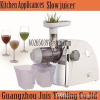 apple juice juicer - Automatic Orange apple vegetable Fruit press machine wheatgrass juice extractor maker blender friut citrus electic slow juicer A3
