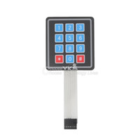 Wholesale New Matrix Array Key Membrane Switch Keypad Keyboard For Arduino AVR x Fast