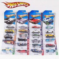 Wholesale 72pcs Hot sale whosale price Genuine original Boy girl children Toys sport car HOT WHEELS race car Metal models Toys