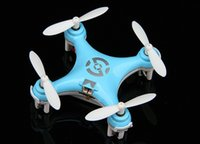 airplane yellow - 2015 mini small four axis aircraft Four channel six axis of gyroscope Remote control model airplane toy plane blink light
