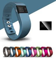 flex belt - 20x tw64 Watch Wrist band Fitness tracker fitbit flex Watch Bluetooth Passometer Watches for ios android