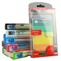 galaxy 4s - 1200pcs PVC Retail package Universal Plastic boxes for phone Case iphone S S C Galaxy S5 NOTE