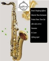 Wholesale EMS France and Hongkong brands Faffenv Tenor Sax Drop B