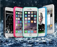 Cheap For Apple iPhone Waterproof Case for iPhone 6S Best PP I6C001 Water Case for iPhone 6S